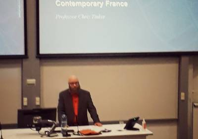 Inaugural Lecture - Prof. Christopher Tinker