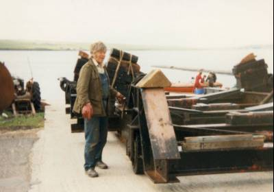 Interview with Robin Duncan, Orkney boat builder