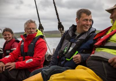 New Connections: Making New Connections across the Northern Isles